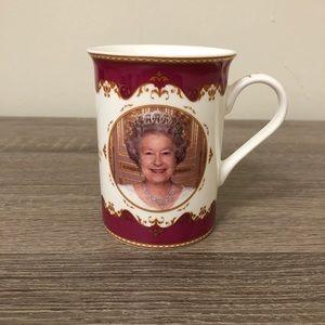Other - Queen Elizabeth Coffee Mug